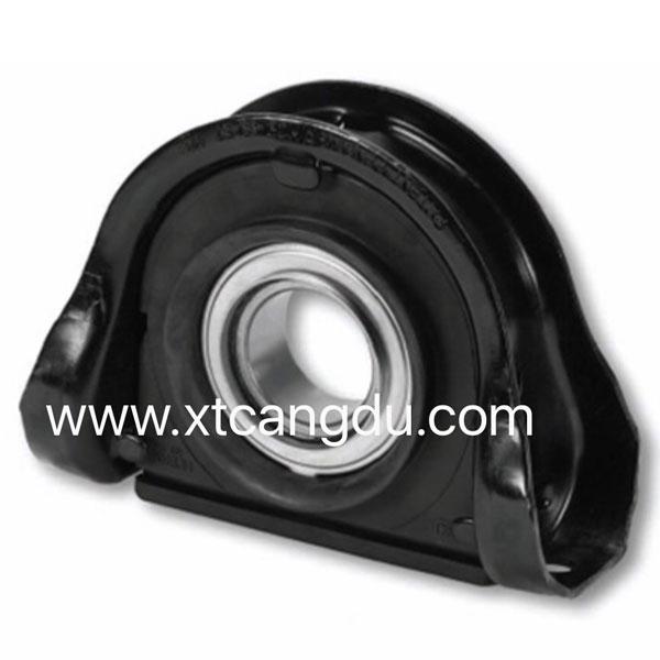 Transmission shaft bracket assembly